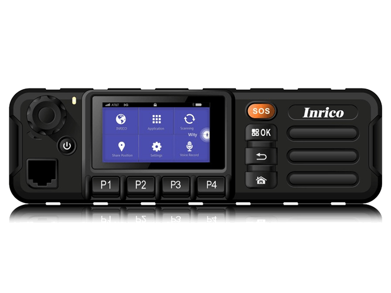 Inrico TM-7 Plus Network Mobile Radio